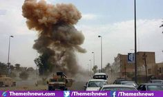 IS Wave Of Bombings In Baghdad Near Iraqi Capital, Kill At Least 20 People