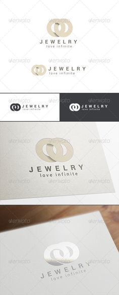 Here is a gem of a logo, just what your jewellery business needed to shine a light on its brand! Jewelry Store Design, Jewelry Stores, Beste Logos, Logos Photography, Logos Vintage, Coin Logo, Jewelry Logo, Abstract Logo, Wedding Logos