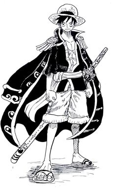 Pirate King - Monkey D. Luffy | One Piece