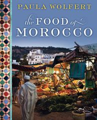Kochbuch von Paula Wolfert: The Food of Morocco