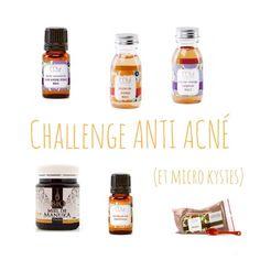 Nouveau challenge anti-acné : LA ROUTINE !