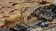 China: 3 millones de hectáreas demasiado contaminadas para cultivar