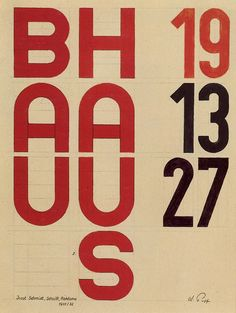 Product of Bob Scales _ Walter Gropius