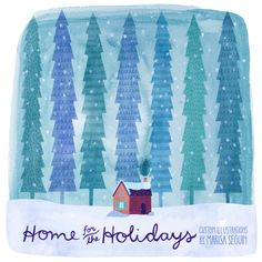Home for the Holidays 2014 — Marisa Seguin