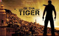 'Ek Tha Tiger' Poster