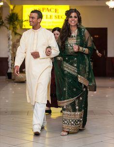 Mariage oriental à Paris : Naïma et Anis - My Cultural Wedding Chic