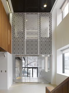 acdf architecture / la maison du maroc, montréal