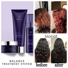 1st time using Monat. Ask me how to save 15% and get Free Shipping!! 30 day money back guarantee!! #guaranteed #monat #healthyhair