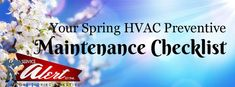 Energy Efficient Home Upgrades in Los Angeles For $0 Down -- Home Improvement Hub -- Via - Your Spring HVAC Preventive Maintenance Checklist http://www.alertac.com/spring-hvac-preventive-maintenance-checklist/