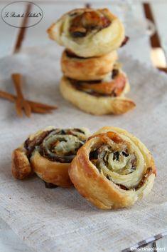 #Rotolini di #pastasfoglia con #verdure #ricetta #foodporn #gialloblogs