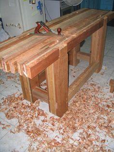 Workbench   Adventures in Woodworking