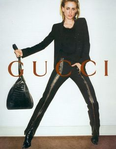 Gucci by Tom Ford Fashion Collection & More Luxury Details