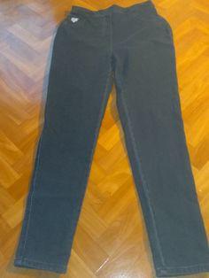Jeans, Fashion, Moda, Fashion Styles, Fasion, Green Jeans, Denim Pants, Jeans Pants
