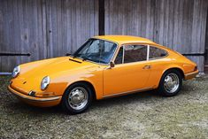 1969 Porsche 911  - T. One-owners car in immaculate condition | Classic Driver Market