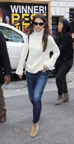 Best Celebrity Style - Katie Holmes