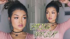I have prepared this fun Spring rosy and glowy makeup tutorial! I thought it would be nice to kick off the Spring season with a brand new makeup look Rosy Makeup, Beauty Makeup, Makeup Looks, Hair Makeup, Koleen Diaz, Learn Makeup, Spring Makeup, Colorful Makeup, Natural Makeup