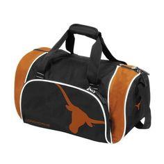University of Texas Longhorns Gym Bag Locker Room Duffel