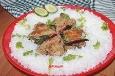 Carp fish with coconut milk - Bengali fish preparation