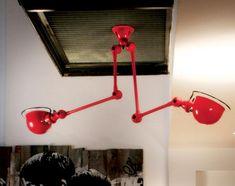 LOFT ceiling light by Jieldé Loft, Suspension Design, Luminaire Design, Light Architecture, Next At Home, Lighting Design, Spotlight, Ceiling Lights, Sky
