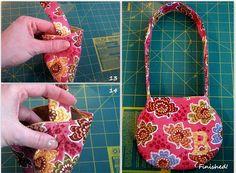 Little purse for little girls.
