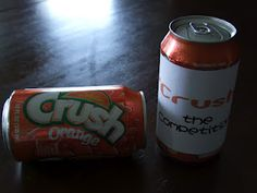 """Crush"" the Competition"