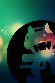 My favourite music record, Monstercat <3
