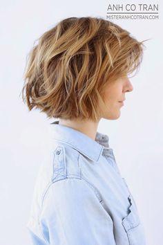 12+gestufte+mittellange+Frisuren,+die+Du+mal+probieren+solltest!