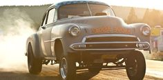 It's gasser time