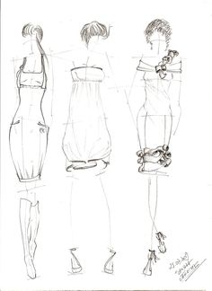 nice fashion design sketches - ConceptArt.org Forums... Fashion designers Check more at http://pinfashion.top/pin/74468/