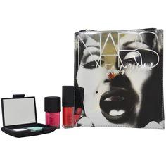 Nars Beautiful Darling Andy Warhol Limited Edition 4-piece Makeup Kit