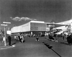 Clássicos da Arquitetura: Pavilhão de Nova York 1939,Courtesy of Carlos Eduardo Comas, via revista ArqTexto n.16