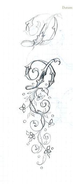 Ink Flourishes: The Enchanted Letter Workshop