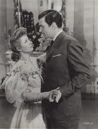 Greer Garson and Walter Pidgeon.