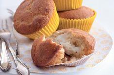 6 rad, jak upéct dokonalé muffiny | Apetitonline.cz Ricotta, Menu, Breakfast, Recipes, Food, Yummy Yummy, Menu Board Design, Morning Coffee, Recipies
