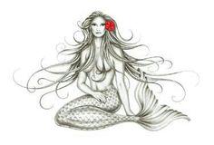Adorable Mermaid.