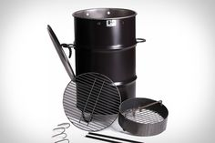 Get perfectly cooked meat in less time with the Pit Barrel Cooker.