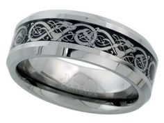 Men's Celtic Rings – Strong and Popular Options