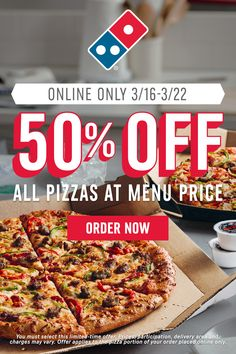 Order pizza, pasta, chicken & more online for carryout or delivery from your local Domino's restaurant. View our menu, find locations and track orders. Bean Recipes, Fall Recipes, Low Carb Recipes, Whole Food Recipes, Cooking Recipes, Seafood Recipes, Appetizer Recipes, Dinner Recipes, Vegetable Recipes