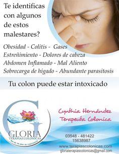 PORTAL TERAPIAS CORDOBA: Gloria Terapias Colonicas