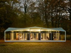 Galería - Pabellón Fellows - Academia Americana Berlin / Barkow Leibinger - 1
