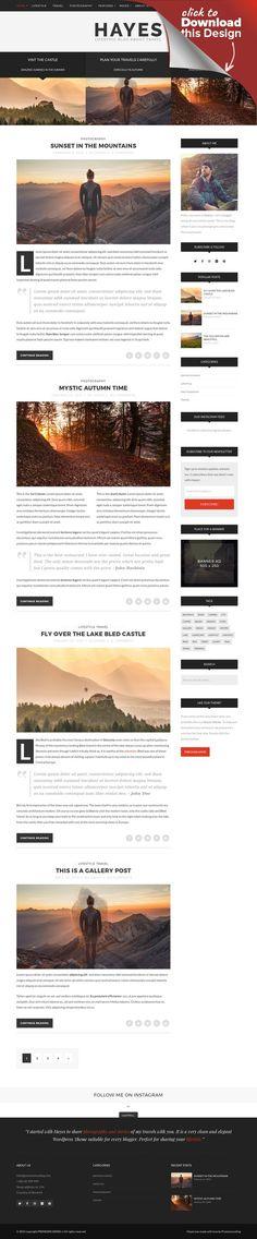 Tema de WordPress para Sitio de Odontología | Pinterest | Tema de ...