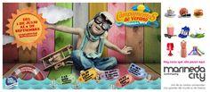 Nueva edición de los campamentos de verano matinales para niñ@S en Marineda City. Más info en  http://www.marinedacity.com/actividades-y-eventos/es