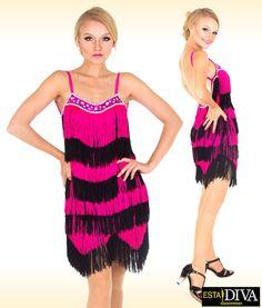 Latin Dress - Galana