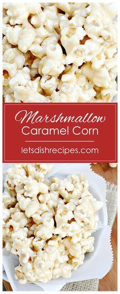 Snack Mix Recipes, Candy Recipes, Yummy Snacks, Sweet Recipes, Holiday Recipes, Yummy Food, Sweet Popcorn Recipes, Snack Mixes, Healthy Food