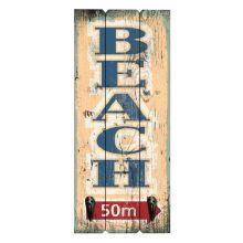 Patère Beach 50m 2 crochets AC022