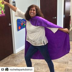 #Repost @rochelleparkdistrict with @repostapp ・・・ Laura our #zumba instructor is SO ready for the #lincolnhighwayheritagefestival parade! Thanks again, @everfanheroes #rochelleilparks