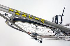 Trecia Titanio 1985 - speedbicycles.com