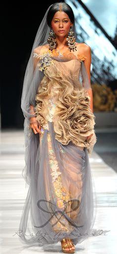Les Rêves Mirifiques by @Russlly Deathcore Tjohnardi Atelier at Jakarta Fashion Week 2013 #ruslytjohnardi #ruslytjohnardiatelier #lesrevesmirifiques #JFW2013 #JFW #fashionweek #fashion #hautecouture #hautefashion #couture #designer #fashiondesigner #designers #atelier #fashionshow #runway # #style #stylish #love #hair #beauty #beautiful #pretty #pink #dreamy #dream #fantasy #design #model #dress #styles #outfit #jewlery #glam #luxury