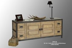Dock solid wood collection !
