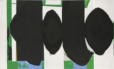 Robert Motherwell  1967 Elegy to the Spanish Republic, Basque Elegy